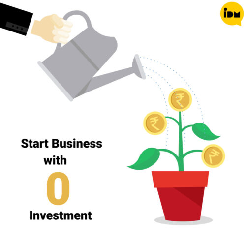 Business with Zero Investment